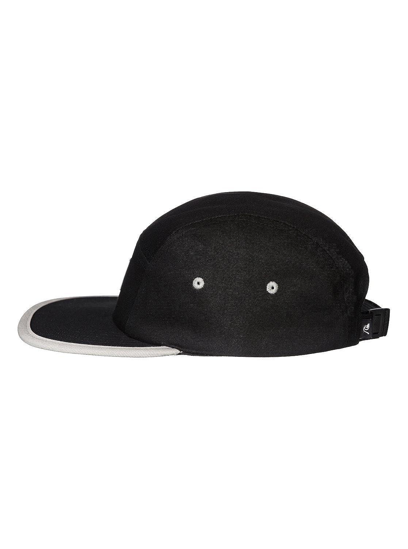 timeless design 3680e a7467 Amazon.com  Quiksilver Mens Blender Hat Black One Size  Clothing