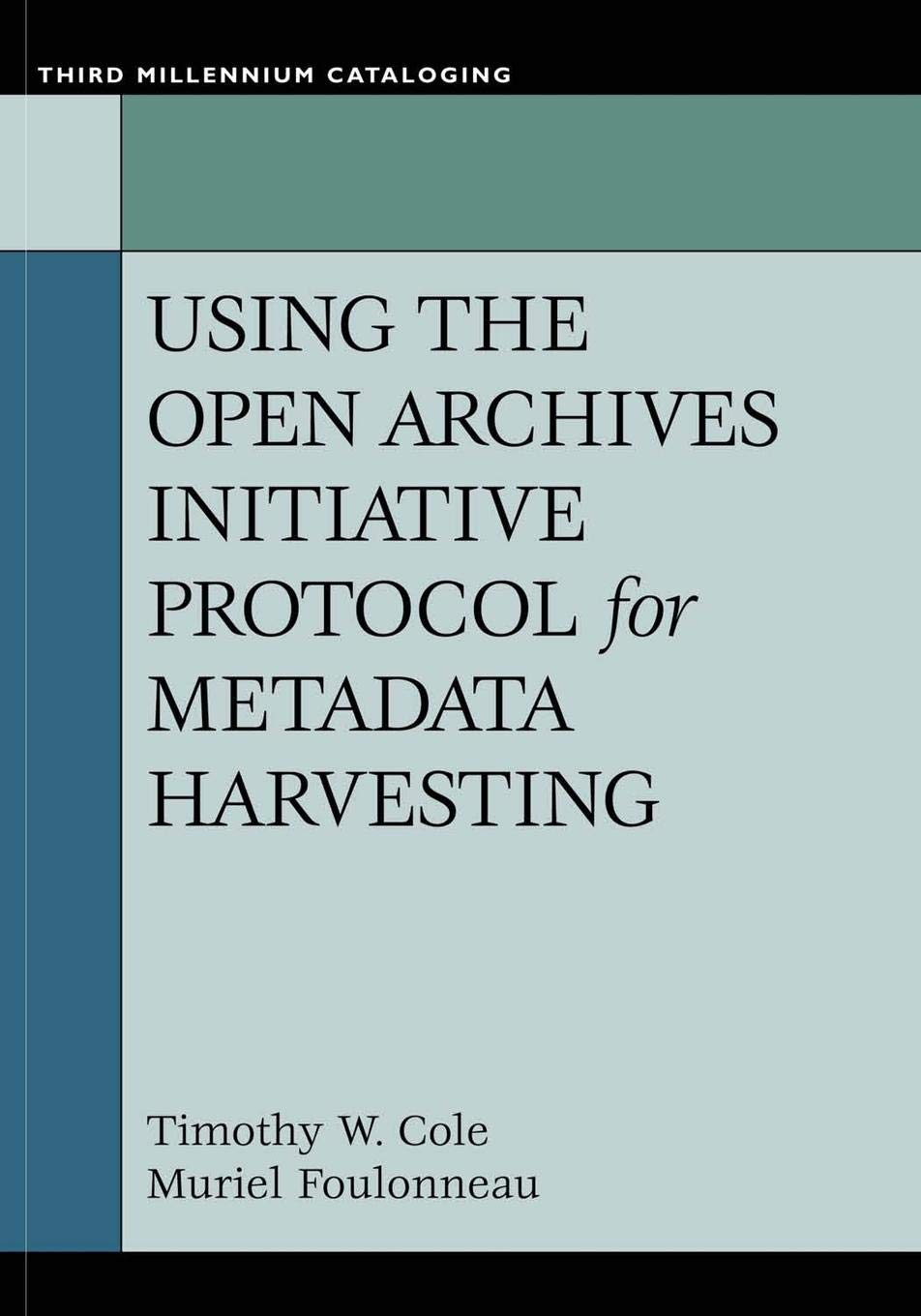Using the Open Archives Initia...