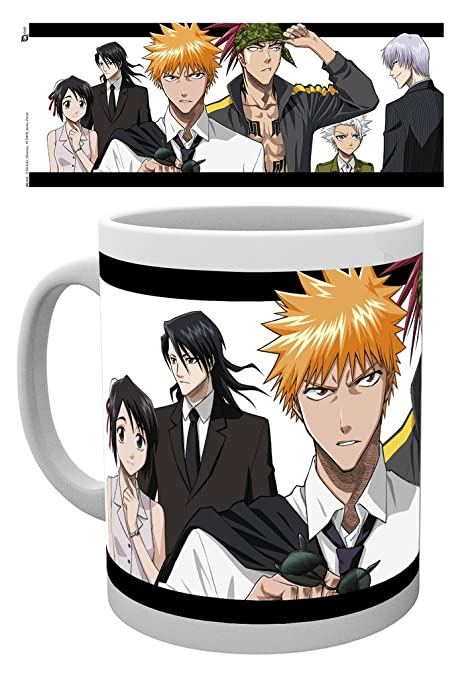 Bleach - Collage - New Official Mug: Amazon co uk: Kitchen