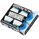 Bones Wheels Hardcore 4Pc Soft White/Blue Bushings