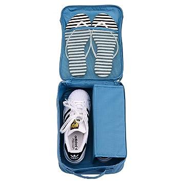 ZHANGZHIYUA Bolsos de Viaje, Bolsas de Zapatos Impermeables ...