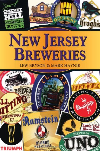 New Jersey Breweries (Breweries Series)