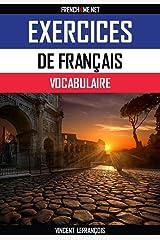 Exercices de vocabulaire # Français-Italien: 293 Exercices pour découvrir 3809 mots (Italian Edition) Kindle Edition