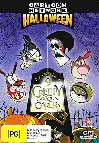 Cartoon Network Halloween: 9 Creepy Capers [NON-USA Format / PAL / Region 4 Import - Australia] -