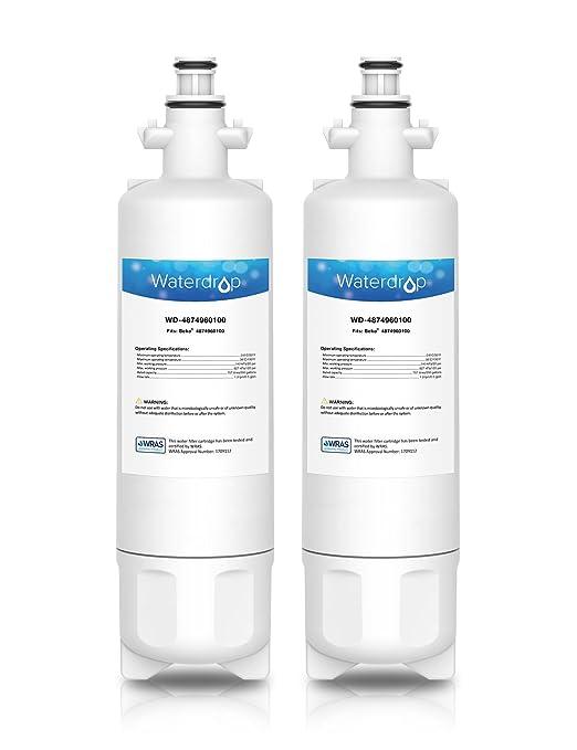 Waterdrop 4874960100 Cartucho de Filtro de Agua para Nevera ...