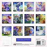 Celestial Journeys by Josephine Wall 2018 12 x 12