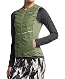 Women's Nike Dri-Fit Aeroloft Vest Palm Green 799849-331
