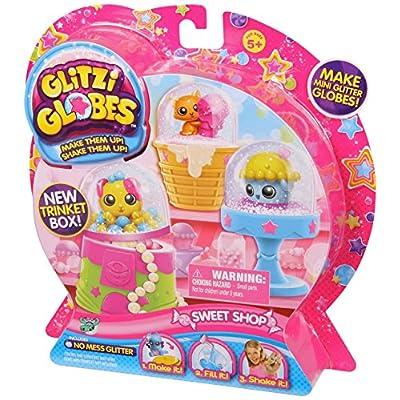 Glitzi Globes - Sweet Shop (3-Pack): Toys & Games