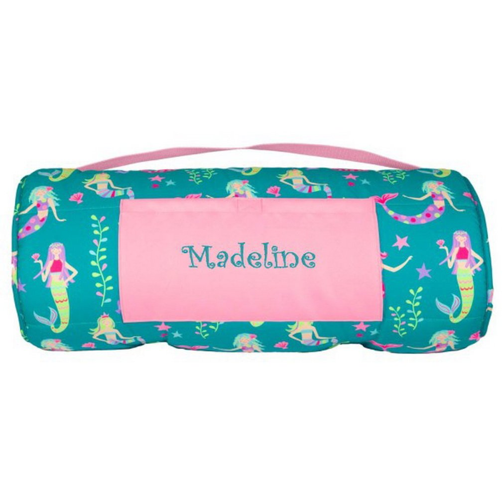 DIBSIES Personalization Station Personalized Nap Mat (Mermaids)