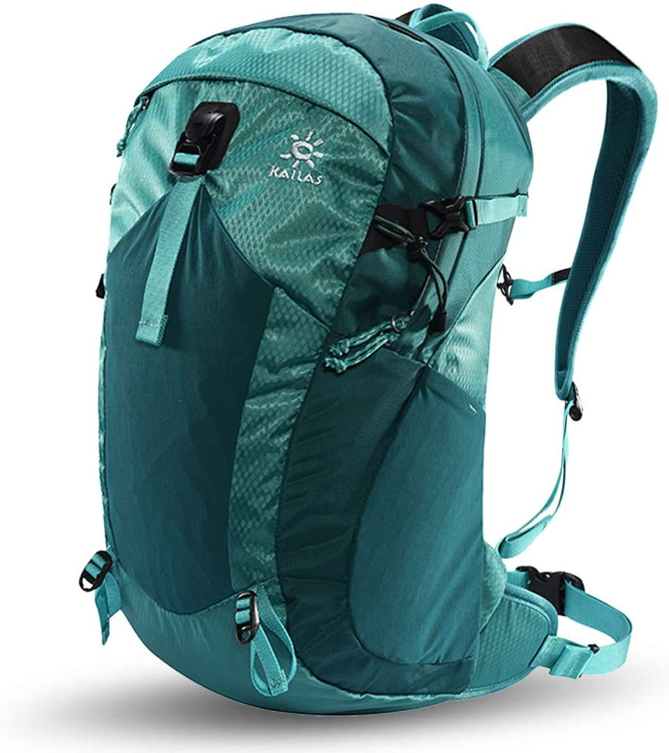 Kailas 20L/26L Hiking Daypack Ultralight Lightweight Backpack Waterproof Camping Backpack for Outdoor Sports
