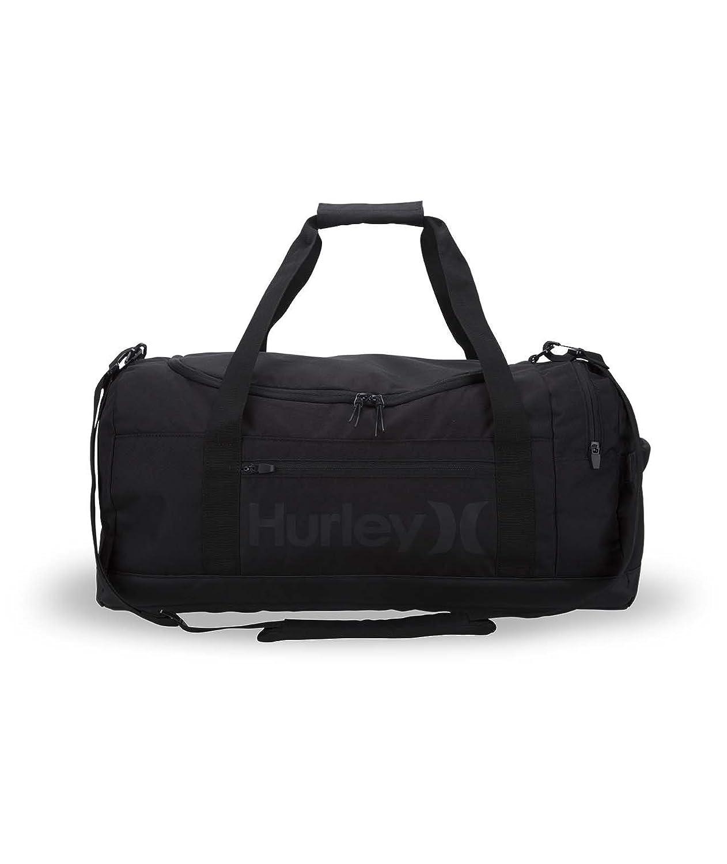 Hurley Renegade Solid Duffle Bag - Black HU0015