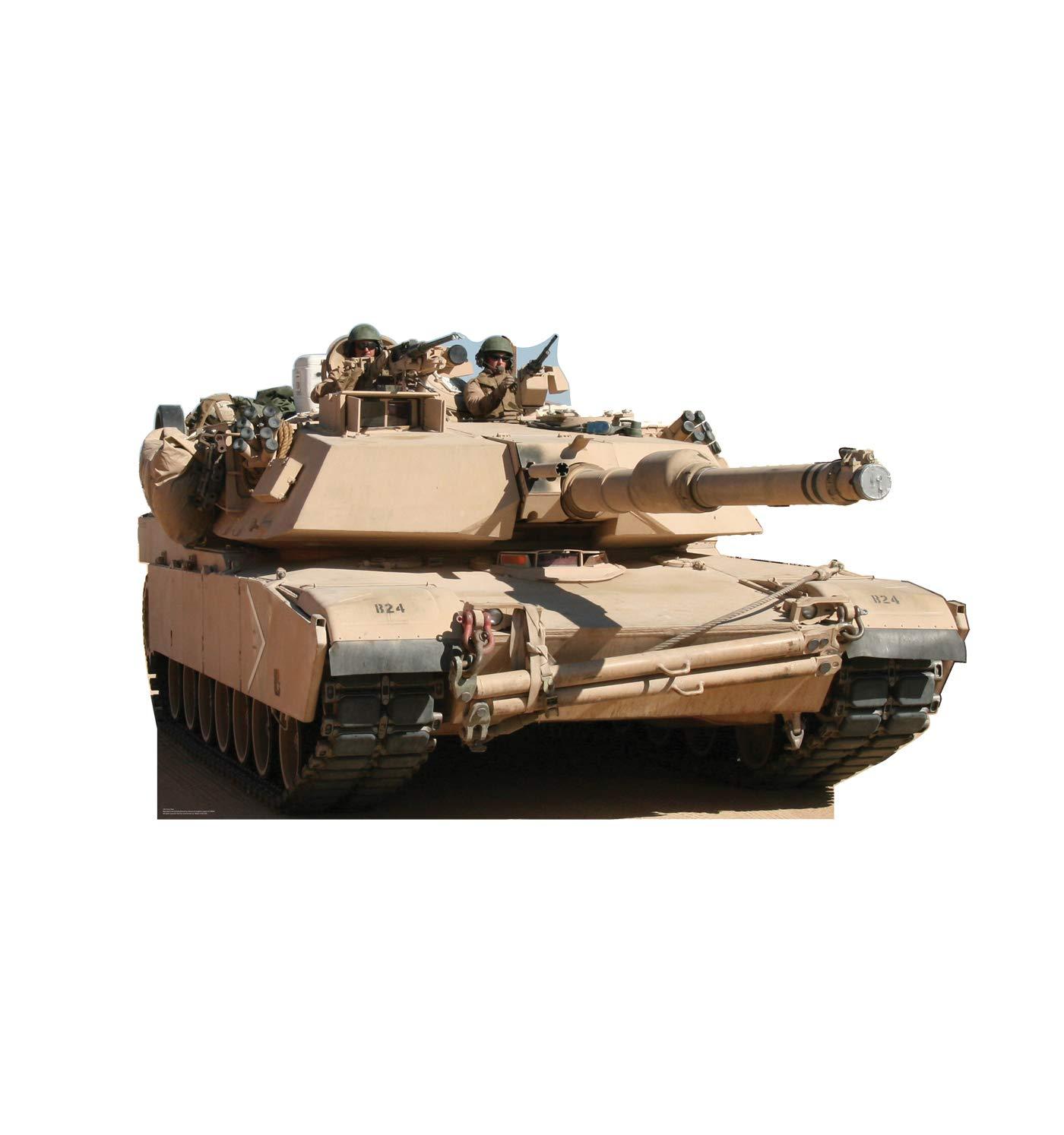 Advanced Graphics Army Tank Life Size Cardboard Cutout Standup