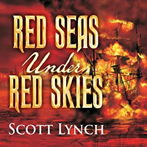 Amazon.com: Red Seas Under Red Skies (Audible Audio Edition): Scott Lynch,  Michael Page, Tantor Audio: Books