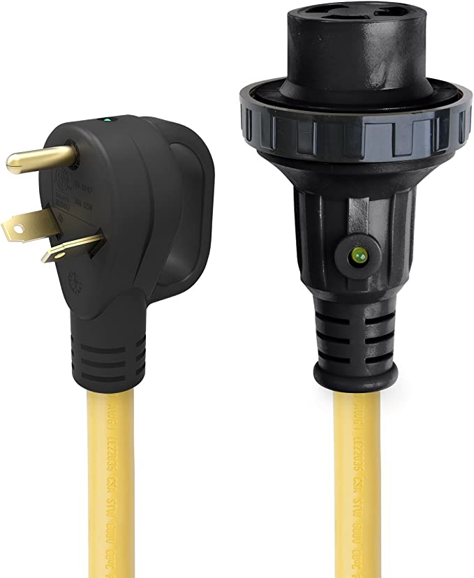 Pack of 10 30 Amp Red Quick Cable 122270-010 Powerpole Housing