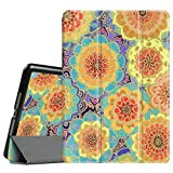 (US) Fintie iPad 9.7 Inch 2017 Case - Lightweight Slim Shell Standing Cover with Auto Wake / Sleep Feature for Apple iPad 9.7