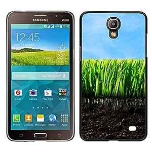 """For Samsung Galaxy Mega 2 , S-type Naturaleza Hermosa Forrest Verde 136"""" - Arte & diseño plástico duro Fundas Cover Cubre Hard Case Cover"""