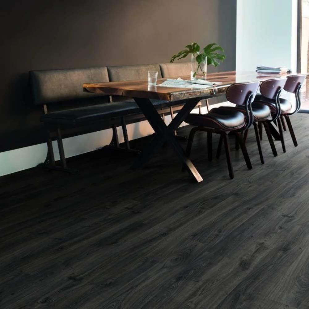 Eligna Oak Newcastle Dark Quick-Step Laminate Flooring (EL3581)