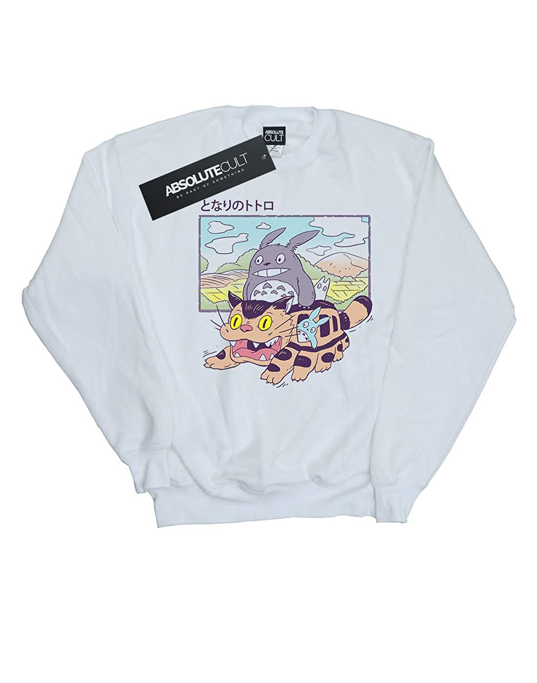 Vincent Trinidad Girls Shonen Neighbours Sweatshirt