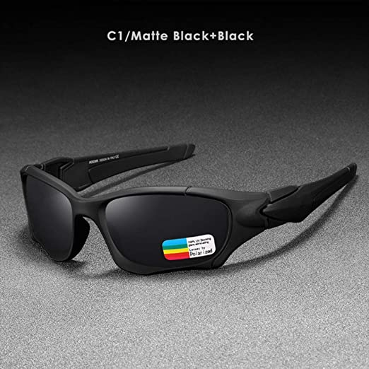 Yangjing-hl Deportes al Aire Libre Gafas de Sol polarizadas ...