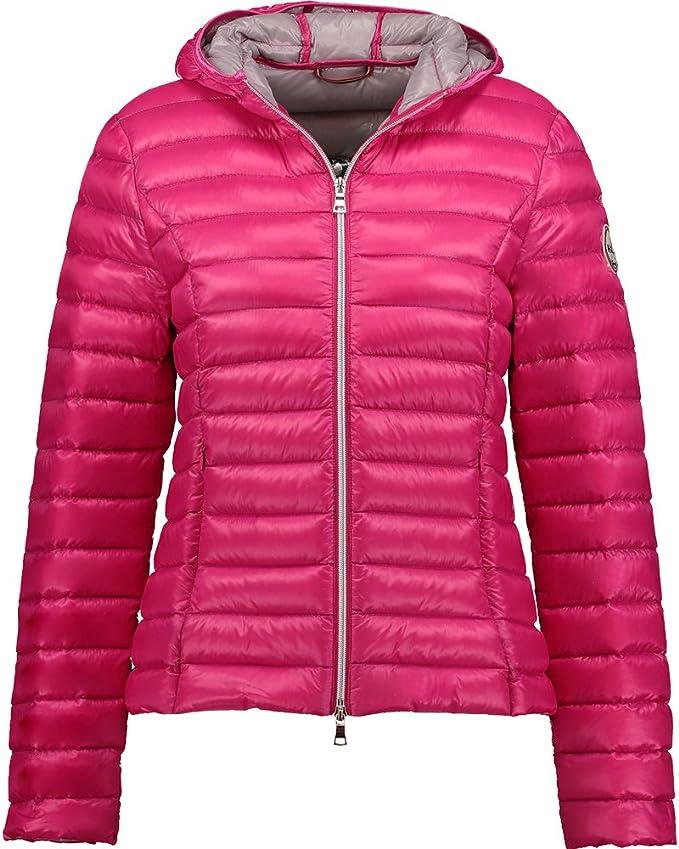Como Daunenjacke FORTE 44XXL pink: : Bekleidung