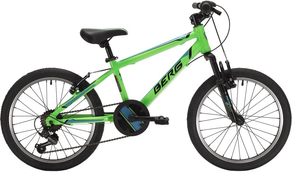 Bicicleta Berg 20\