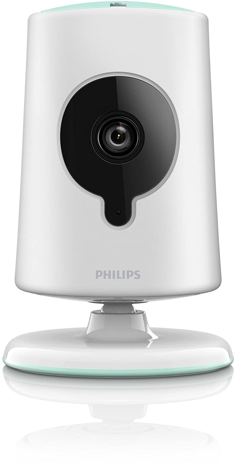 Philips In.Sight B120E/10 - Vigilabebés compatible con iOS y Android (WiFi, HD, visión nocturna): Amazon.es: Informática