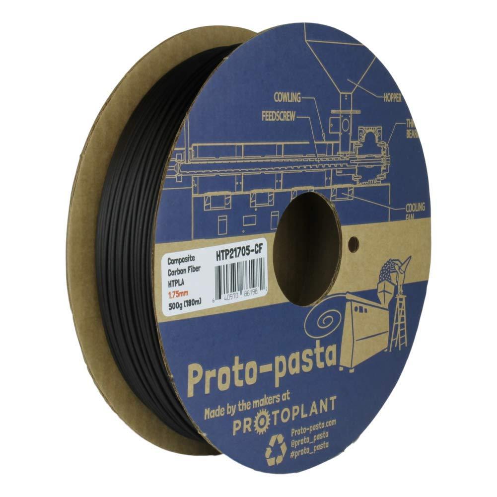 Proto-pasta HTP21705-CF High Temperature Carbon