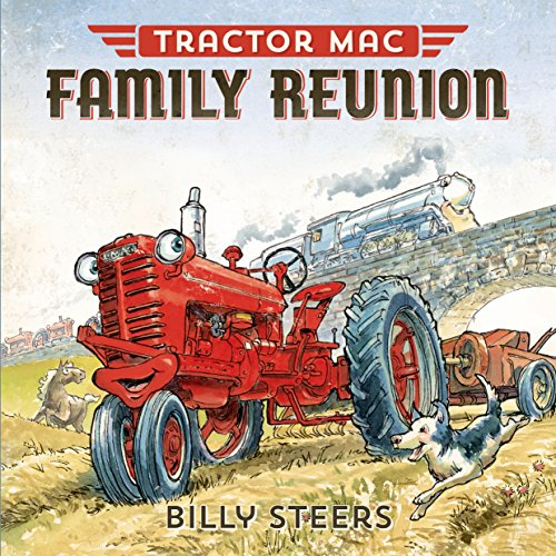 - Tractor Mac Family Reunion