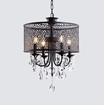 Lieblich Pendelleuchte Kristall Esszimmer 4 Flammig Lampe Hängeleuchte  Chrom Deckenleuchte Modern Elegante Kronleuchter Wohnzimmer Esstisch Küche