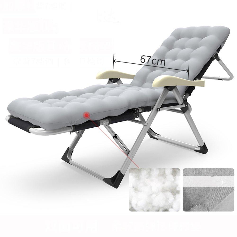 L&J デッキチェア, 家計 バルコニー 折りたたみ椅子 オフィス 可能 無重力の椅子, パティオ ビーチ プール 屋外 花火大会, 荷重 200 Kg を負荷します。 B07F5BJ79C C C