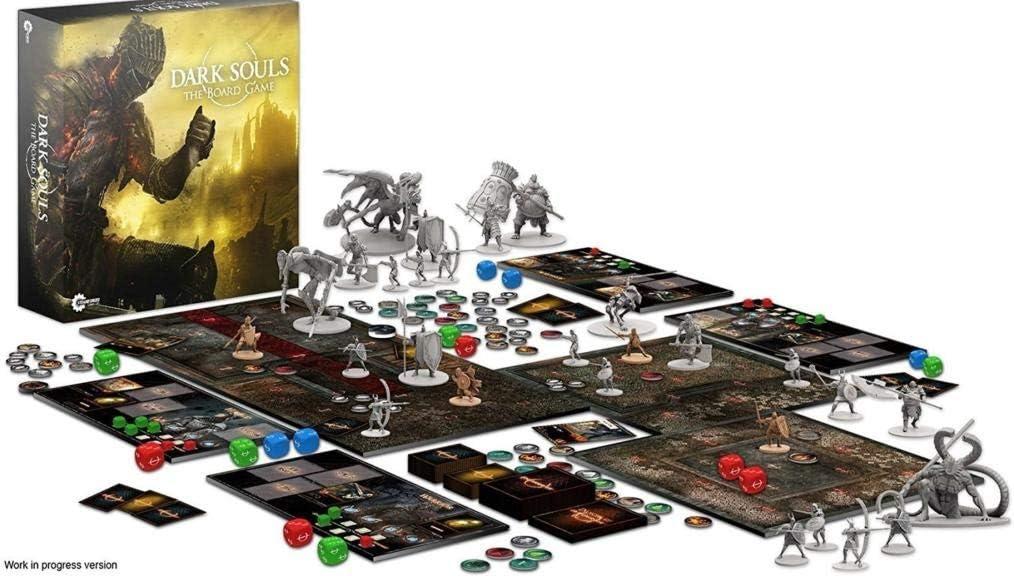 Lobcede.be Dark Souls Board Game French: Amazon.es: Juguetes y juegos