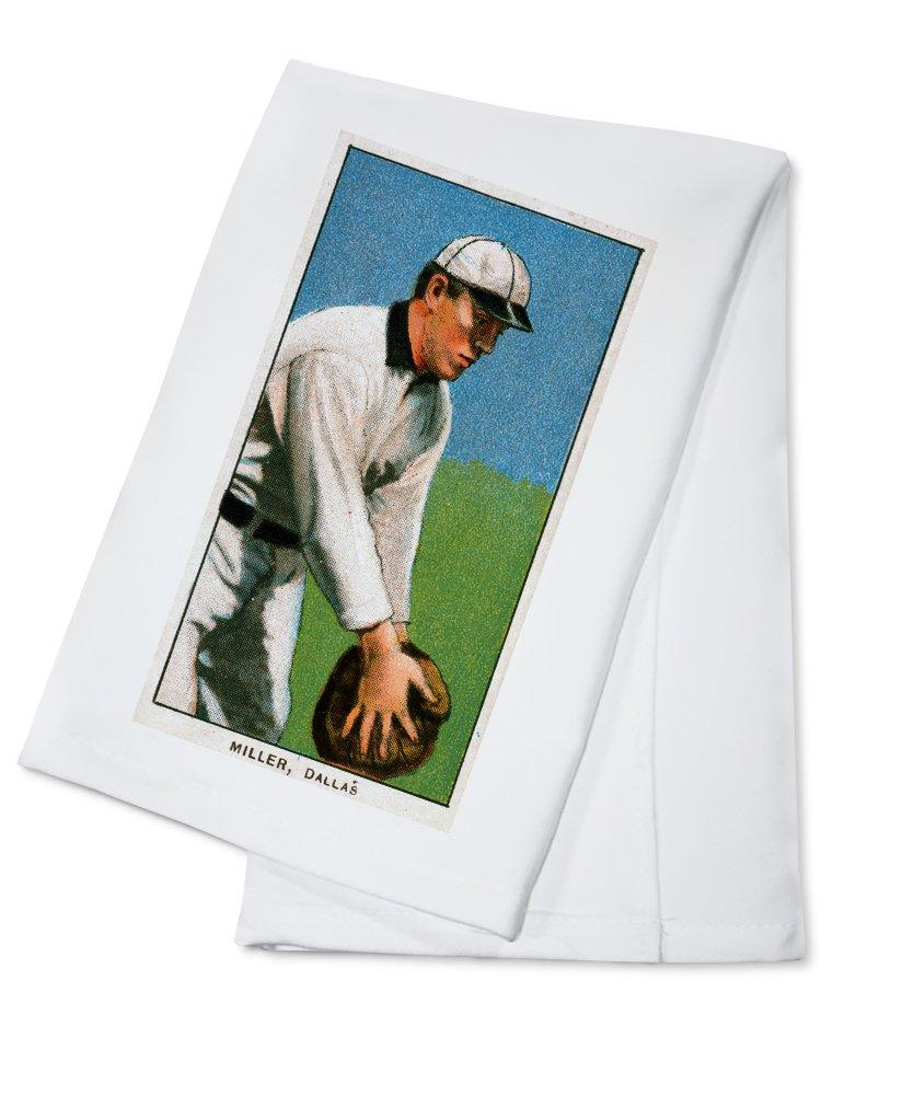 ダラスSouthern League – Molly Miller – 野球カード Cotton Towel LANT-23347-TL Cotton Towel  B0184BHRDE