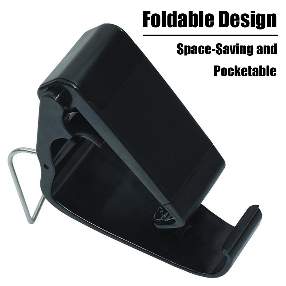 Smartphone Clamp Holder Work with iPhone//Samsung//Sony//LG//Huawei Customized Controller Foldable Mobile Phone Clip Compatible with Xbox One//Steelseries Nimbus//Steam Controllers