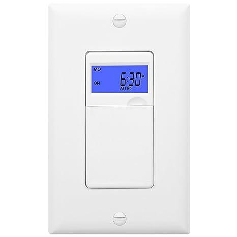 enerlites het01 7 days digital in wall programmable timer switch forenerlites het01 7 days digital in wall programmable timer switch for lights, fans,