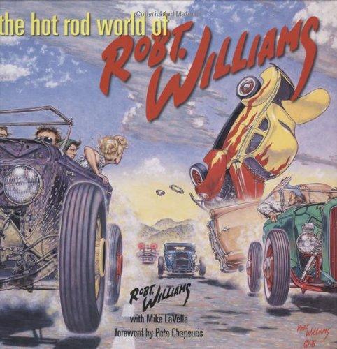 Download The Hot Rod World of Robt. Williams pdf epub