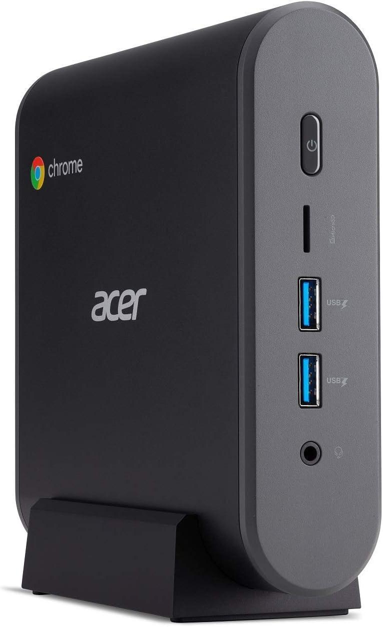 Acer Chromebox CXI3 Intel i3-7130U 2.70GHz 8GB Ram 64GB SSD Chrome OS (Renewed)