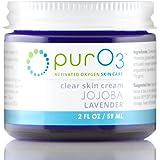 PurO3 Ozonated Jojoba Oil with Lavender - 2 oz