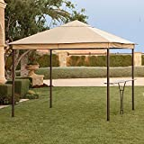 Cheap OPEN BOX Replacement Canopy Top Cover for Sonoma 2010 Gazebo
