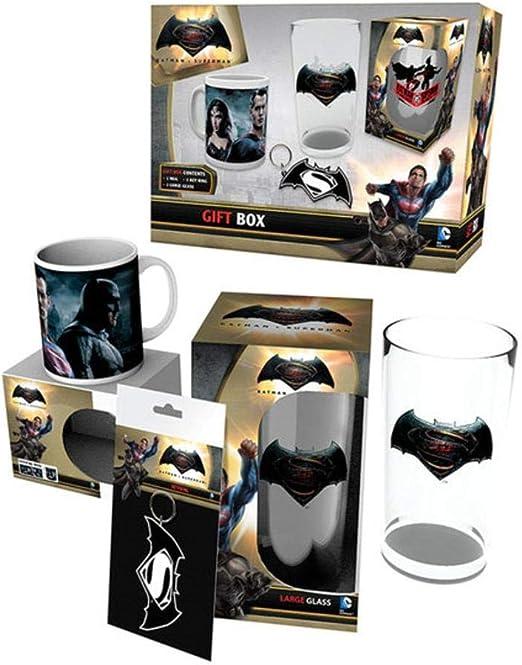 DC Comics Batman Vs Superman, 1 Caja de Regalo: Amazon.es: Hogar