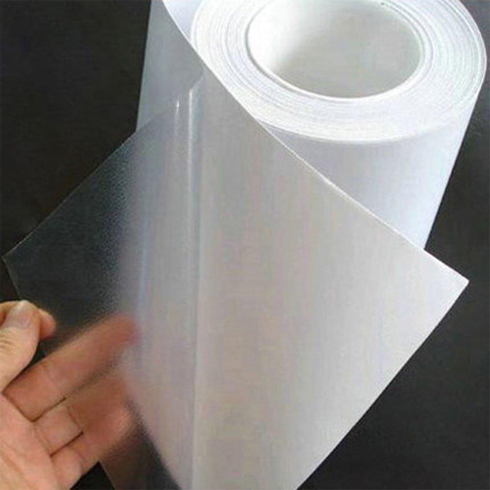 Film de protection de voitures, Tookie Rhino de voiture Skin Bumper Capuche Peinture protection transparent en PVC transparent Feuille de film de vinyle