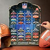 Party Animal NFL Magnetic Standings Board 13.5' x 18.5'