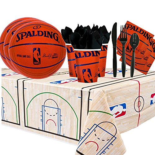 Another Dream NBA Basketball Spalding Party Supplies Party