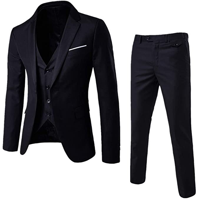 e0d060605 Meaningg Trajes para Hombre con Pantalones
