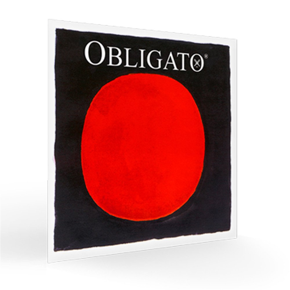 Classic Music Pirastro Obligato Violin Strings Full set 4/4 Gold E Ball End