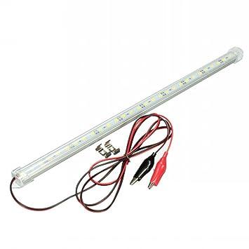 12v Led Leuchtstoffröhre Wohnwagen Wohnmobil 40cm 18 Kaltweiß Led Schalter