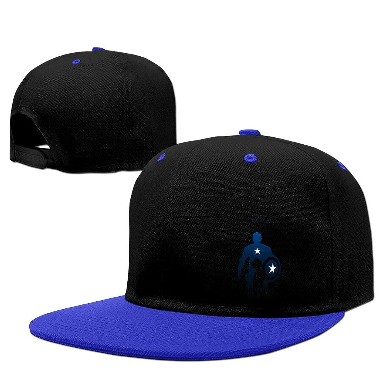 BestSeller Unisex The Patriot Captain America Snapback Adjustable Hip Hop Baseball Caps Hats