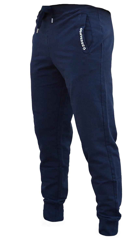 Converse Pantaloni Felpati Uomo Blu 8853A03467