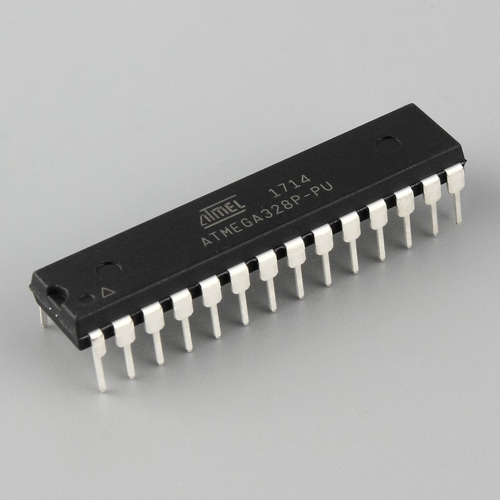 KinshopS Professional 8 Bit Micro Controller Microcontroller 28 Pins ATmega328P-PU