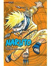 Naruto (3-in-1 Edition), Vol. 2: Includes vols. 4, 5 & 6 (Volume 2)