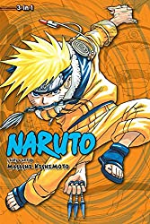 Naruto (3-in-1 Edition), Vol. 2: Includes vols. 4, 5 & 6